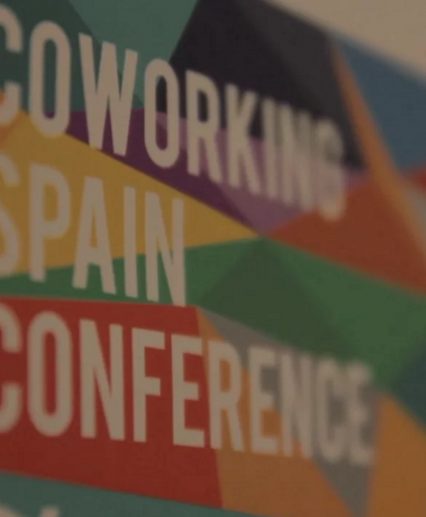 # Coworking Spain Conference 2016.