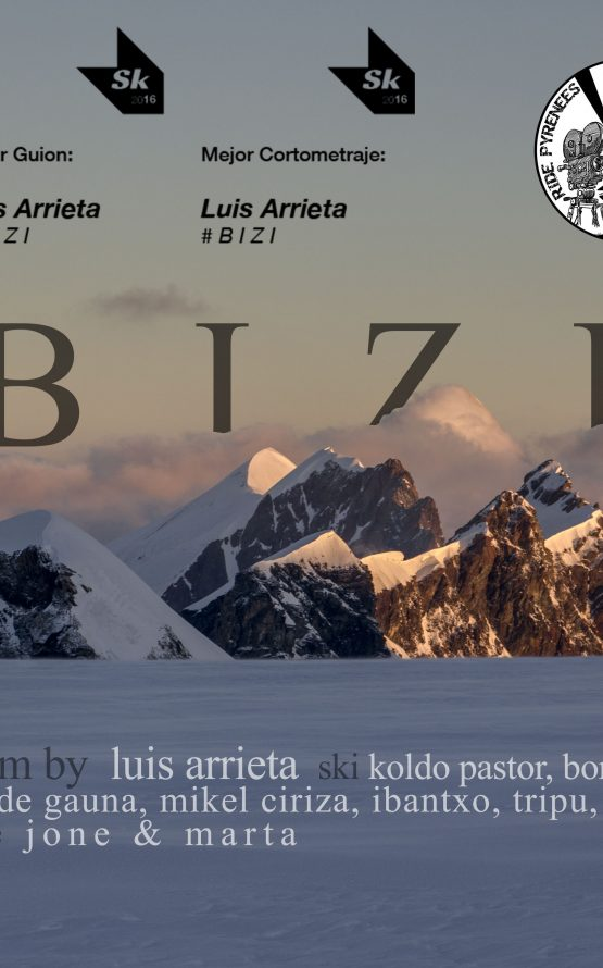 b i z i I, a short mountain film