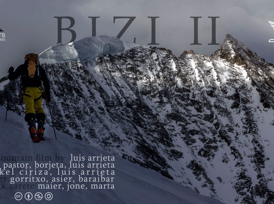 # b i z i II , a short mountain film. MFF